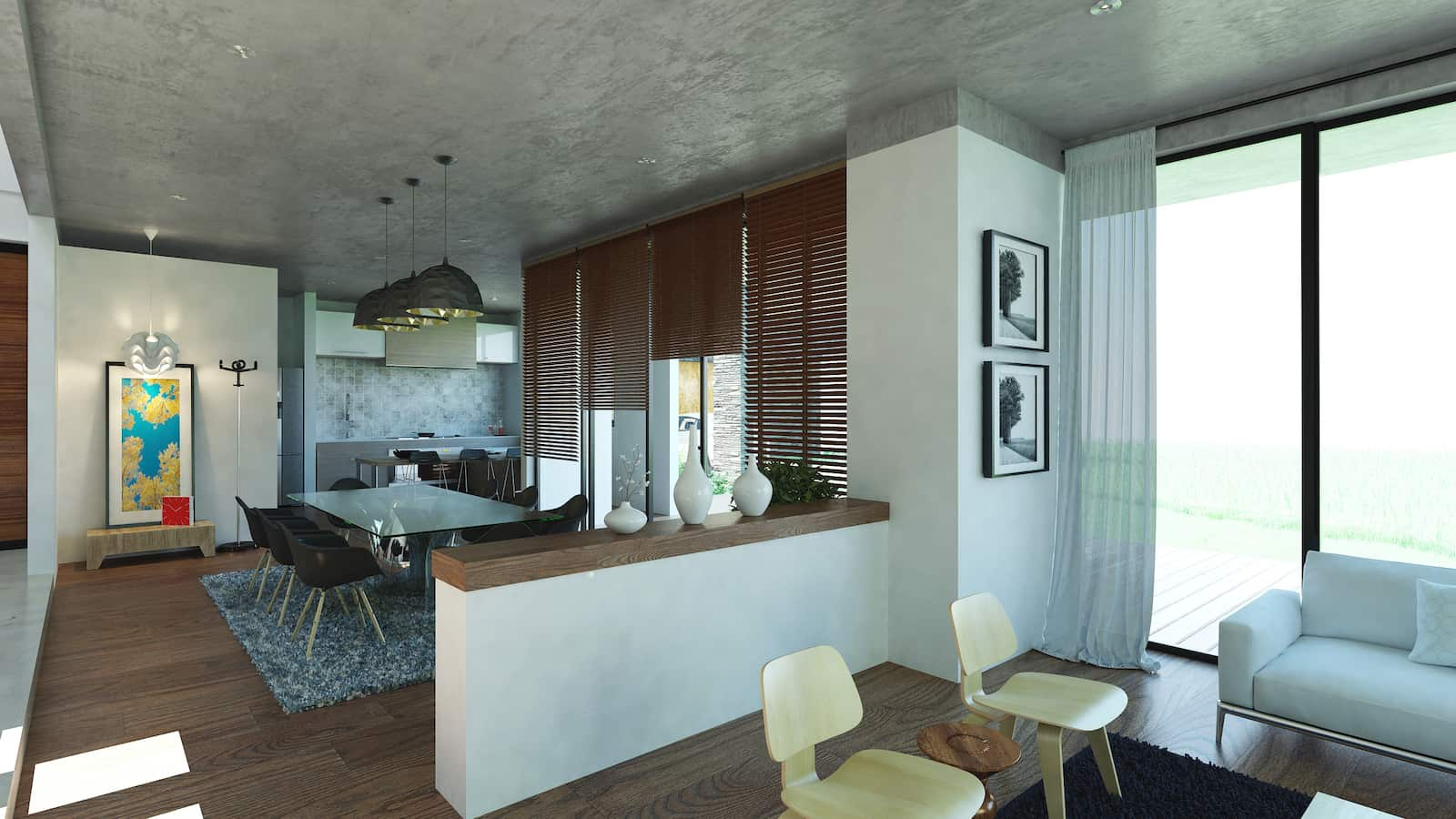 casa-von-raesfeld-comedor-cocina